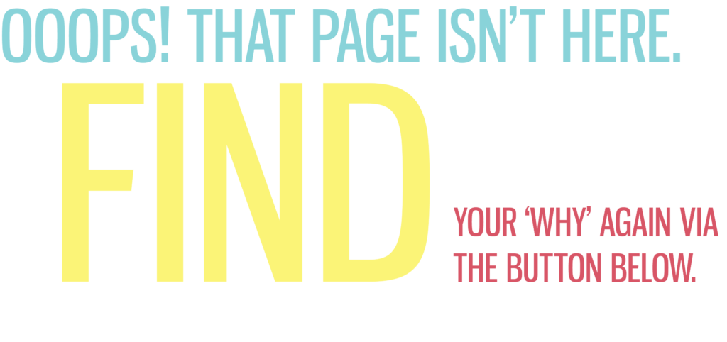 Why X How consulting Amanda Diaz 404 page